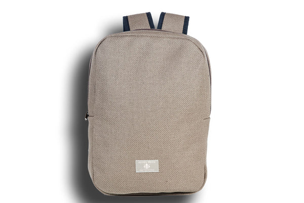 Plain Coffee Urban Backpack