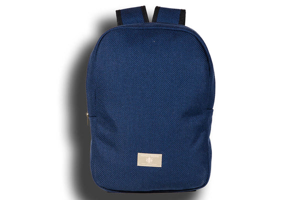 Plain Navy Urban Backpack