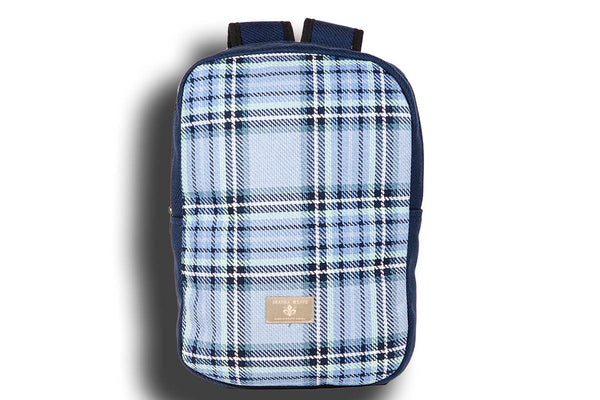 Stewart Dusk Blue Urban Backpack