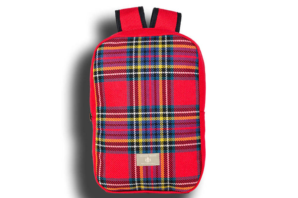 Stewart Red Urban Backpack
