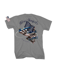 Blue Angels Past & Present Tee