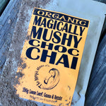 Magically Mushy Choc Chai