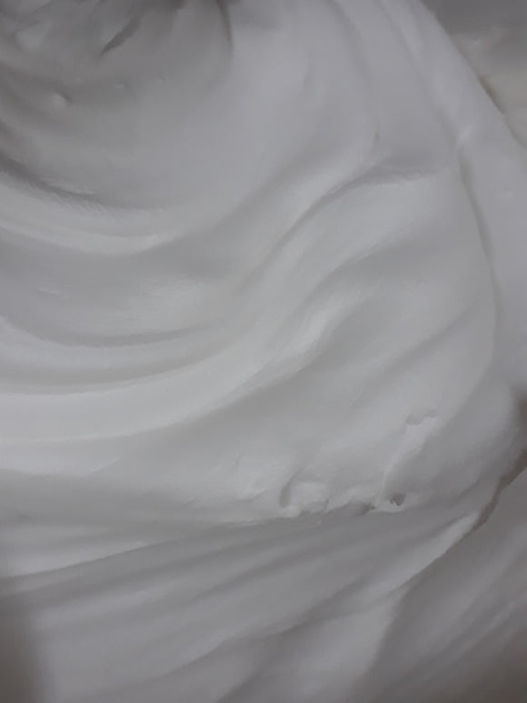 Royal Icing (Egg Whites)