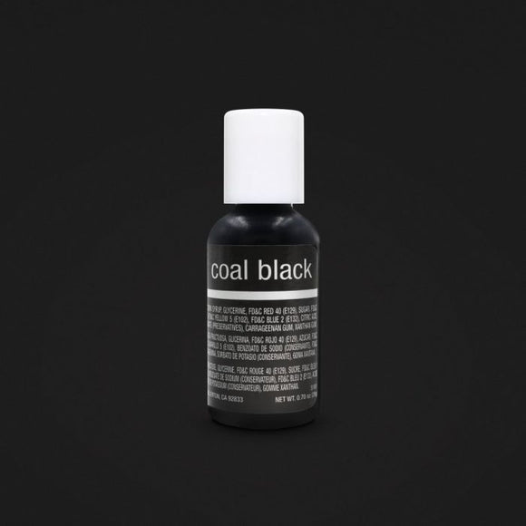 0.75oz Coal Black Chefmaster Liqua-gel