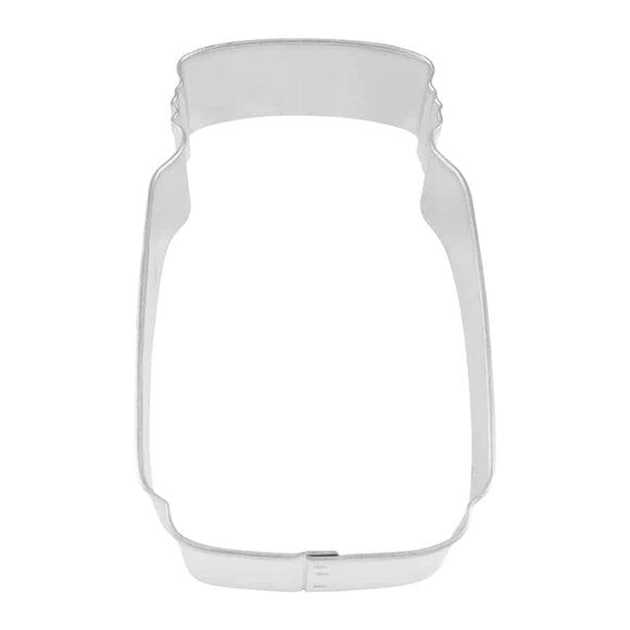4″ MASON JAR COOKIE CUTTER