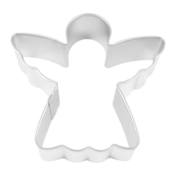ANGEL COOKIE CUTTER (3″)