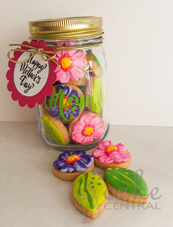Mother's Day Cookie Jar
