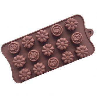 Rose/ Daisy Flower Mold