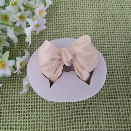 3D Bowknot Silicone Mold