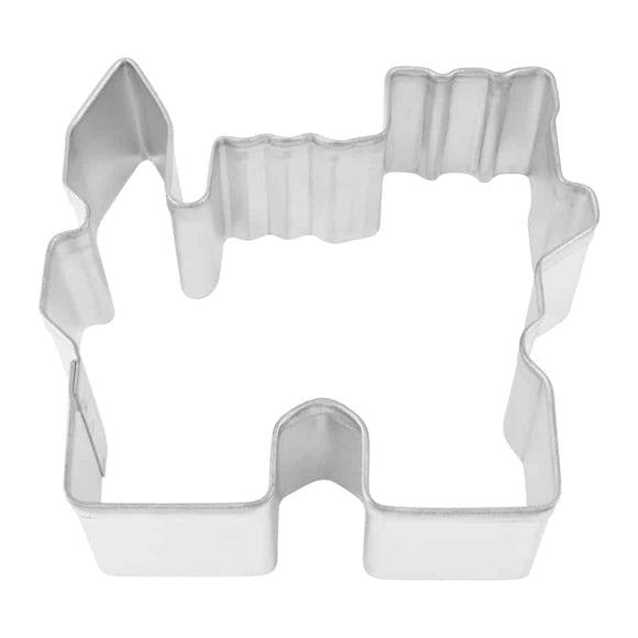 CASTLE COOKIE CUTTER (3″)