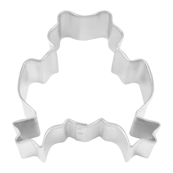 FROG COOKIE CUTTER (3″)