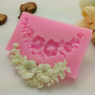 Flower Garland Mold