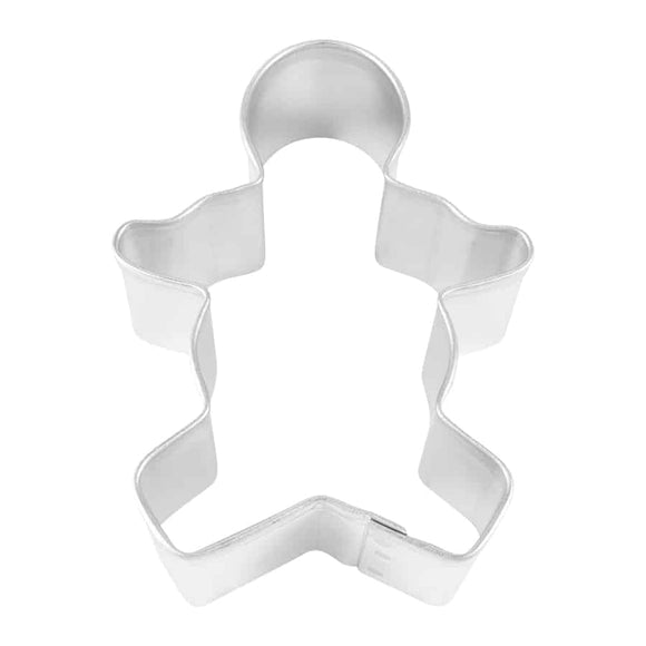 GINGERBREAD BOY COOKIE CUTTER (3.75″)