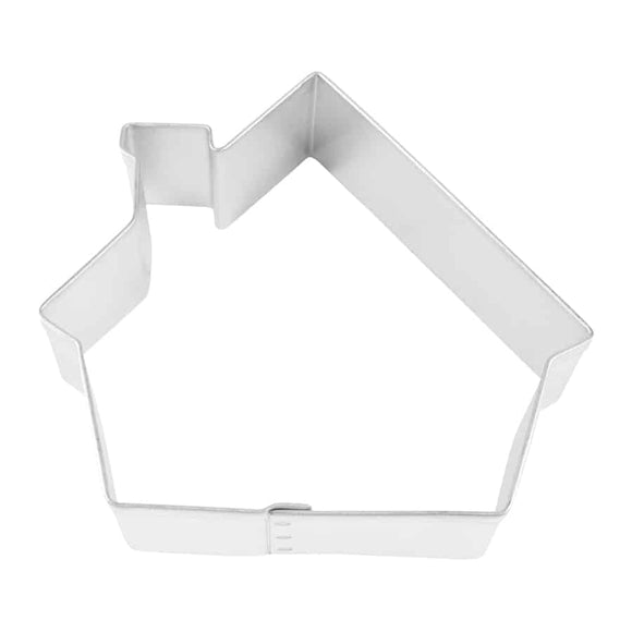 GINGERBREAD HOUSE COOKIE CUTTER (3″)