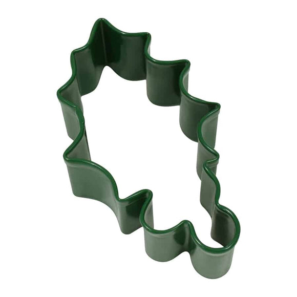 HOLLY LEAF COOKIE CUTTER (3.25″)