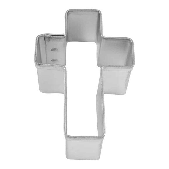 MINI CROSS COOKIE CUTTER (1.75″)