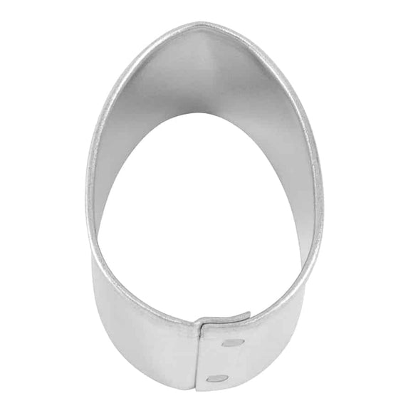 MINI EASTER EGG COOKIE CUTTER (1.25″)