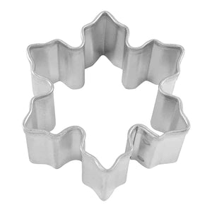 MINI SNOWFLAKE COOKIE CUTTER (#3) (1.5″)