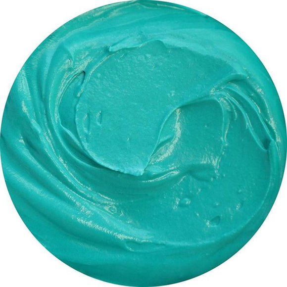 Mermaid Teal Gel Paste Color