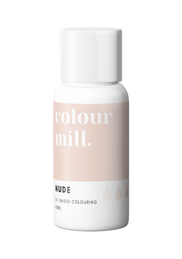 Nude OIl-Based Colouring