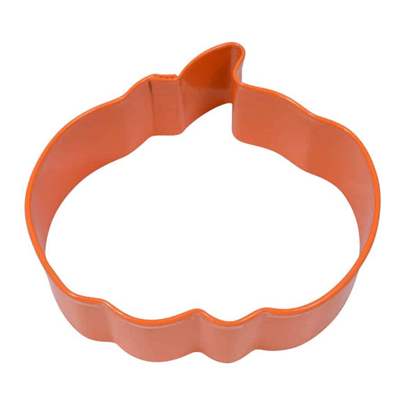 PUMPKIN COOKIE CUTTER (ORANGE, 5″)