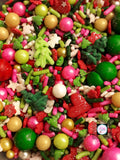 Christmas Sprinkle Mixes