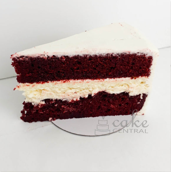 Rum-Soaked Red Velvet w/ Cheesecake