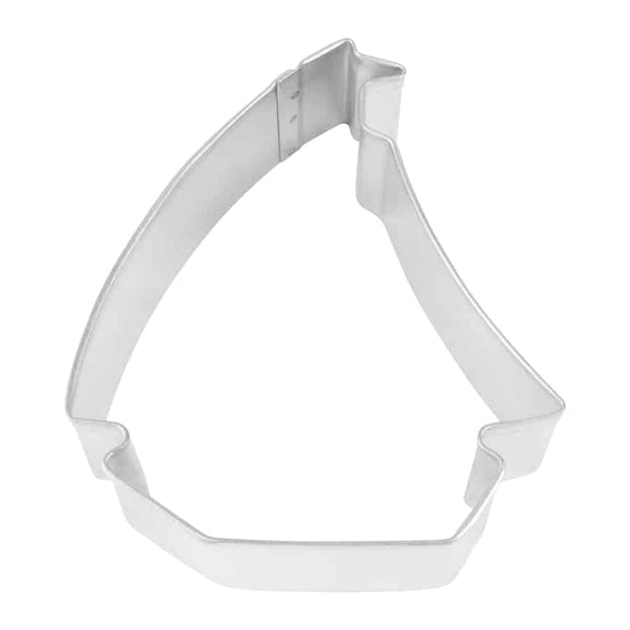 SAILBOAT COOKIE CUTTER (3.5″)