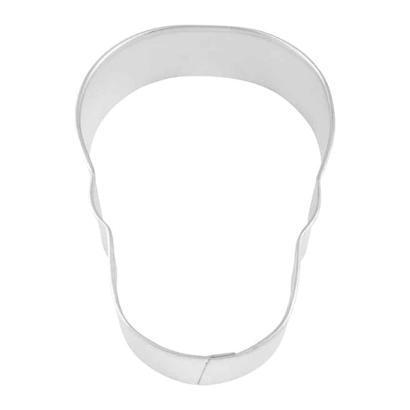 SKULL COOKIE CUTTER (3.5″)