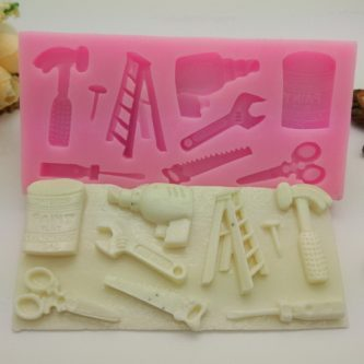 Tools Set Silicone Mold
