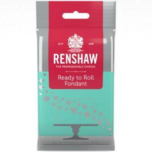 8.8oz Aqua Renshaw Ready-to-Roll Fondant