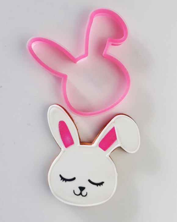 Chunky Bunny Cutter and Stencil Set