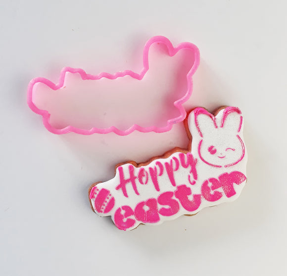 Hoppy Easter Plaque