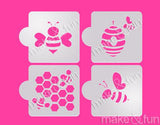 Cookie and Cupcake Stencils