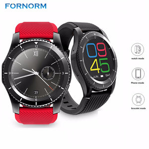 G8 Bluetooth Smart Wrist Bracelet Watch Phone Support SIM Heart Rate Monitor Pedometer Sleep Monitor