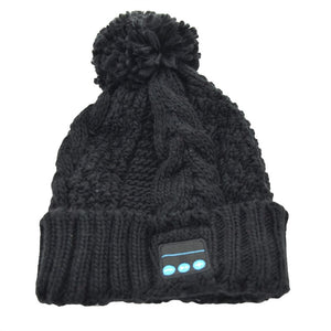 Bluetooth Beanie Knitted Music Magic Hat Music