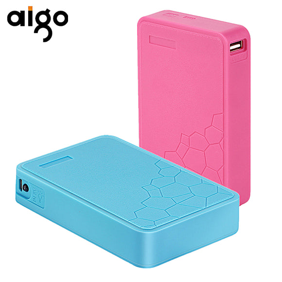 Aigo 15000mAh External Power bank Backup Battery Charger