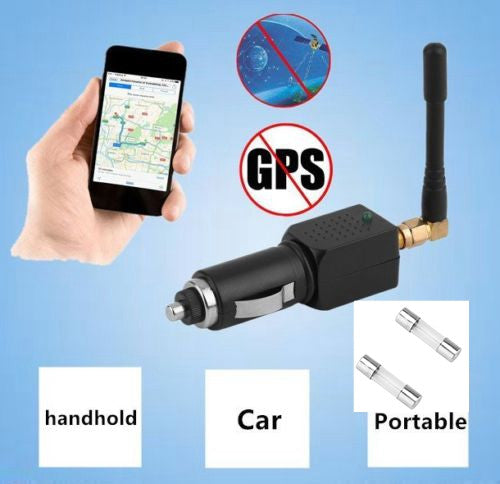 Mini GPS Anti Finder Shield Protect Cigarette Lighter Positioning System Shield