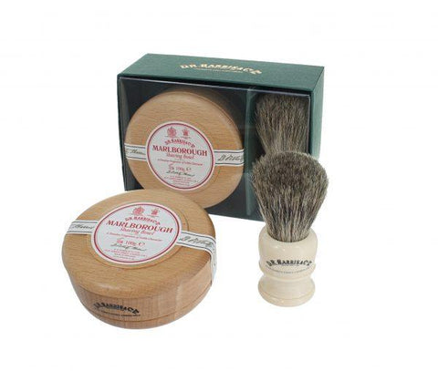 D.R. Harris Marlborough Shaving Set