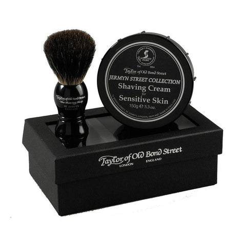 Taylor of Old Bond Street Pure Badger and Jermyn Street Gift Set