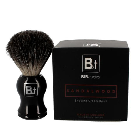 Bib&Tucker Sandalwood Shaving Set