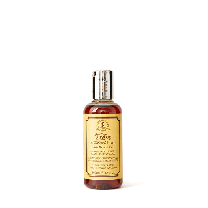 Taylor of Old Bond Street Sandalwood Hair & Body Shampoo