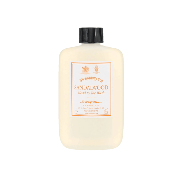 D.R. Harris Sandalwood Head to Toe Wash