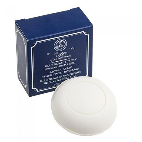 Taylor of Old Bond Street Pewter Bowl Including Traditional Shave Soap Refill