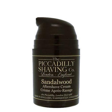 Piccadilly Sandalwood Aftershave Cream