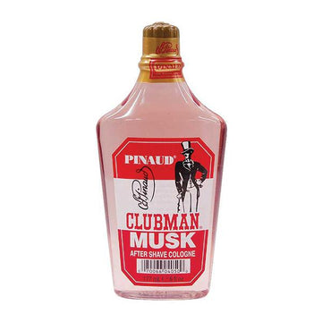 Clubman Musk After Shave Cologne