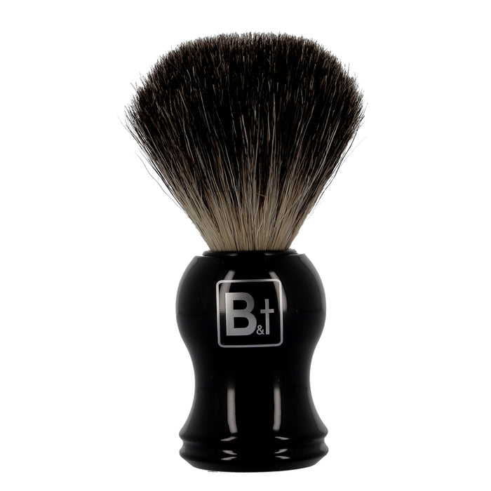 Bib & Tucker Shaving Brush, Pure Badger