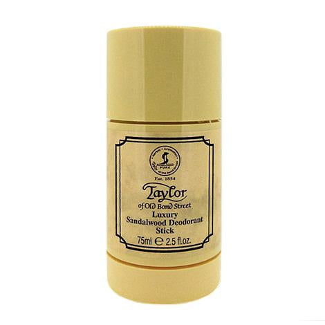Taylor of Old Bond Street Sandalwood Deodorant Stick