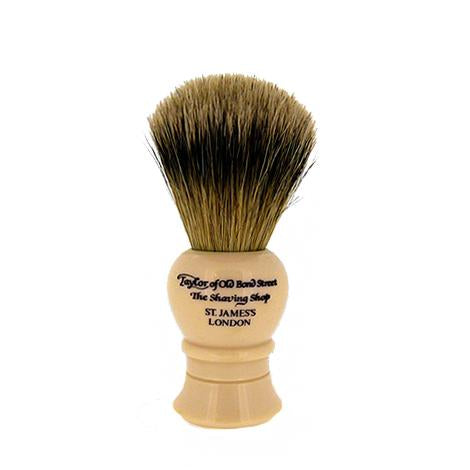 Taylor of Old Bond Street Super Silvertip Badger Shaving Brush, S2234