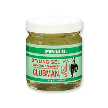 Clubman Superhold Styling Gel